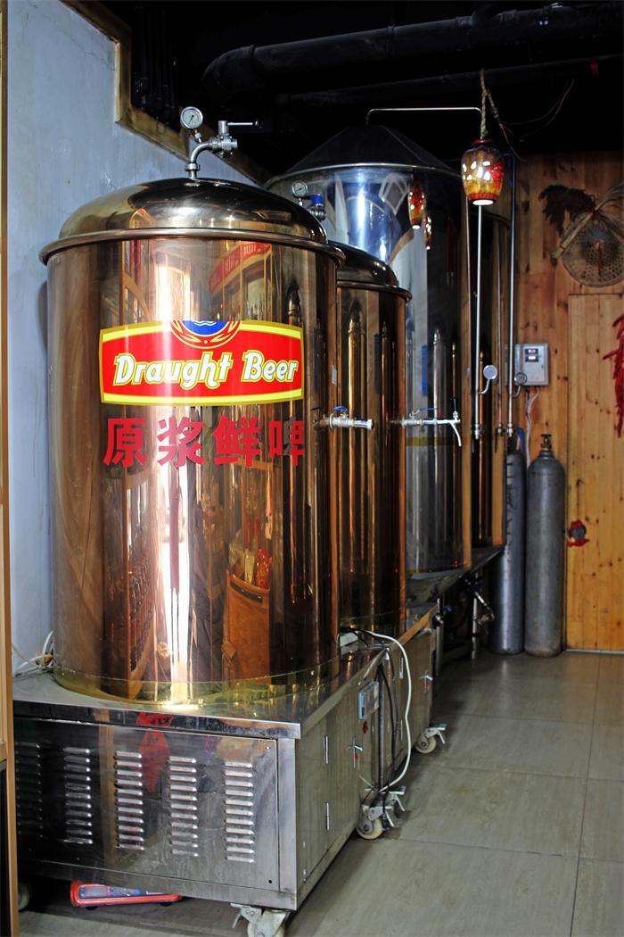 中型啤酒设备
