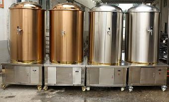 麦德氏中型自酿啤酒设备