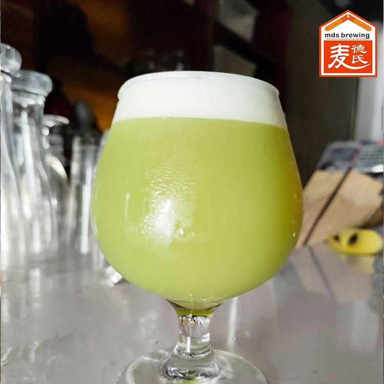 自酿啤酒色度产生的原因