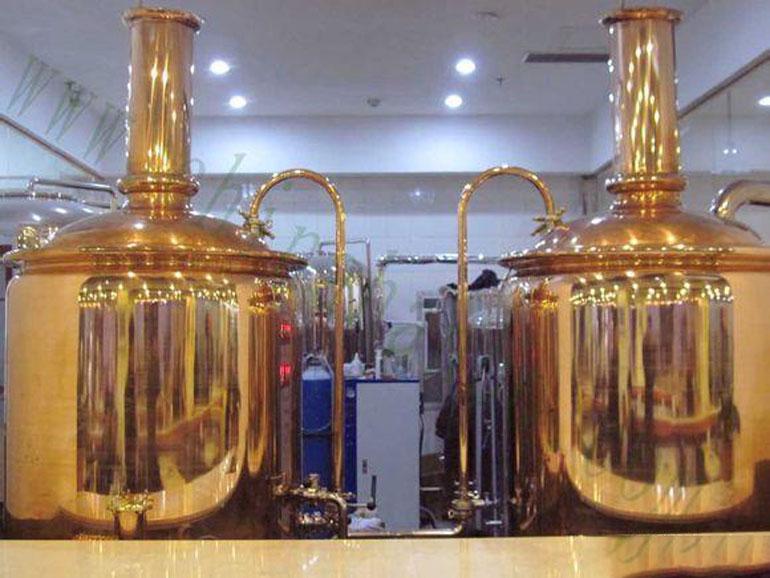 自酿啤酒设备在国内的市场情况及优点