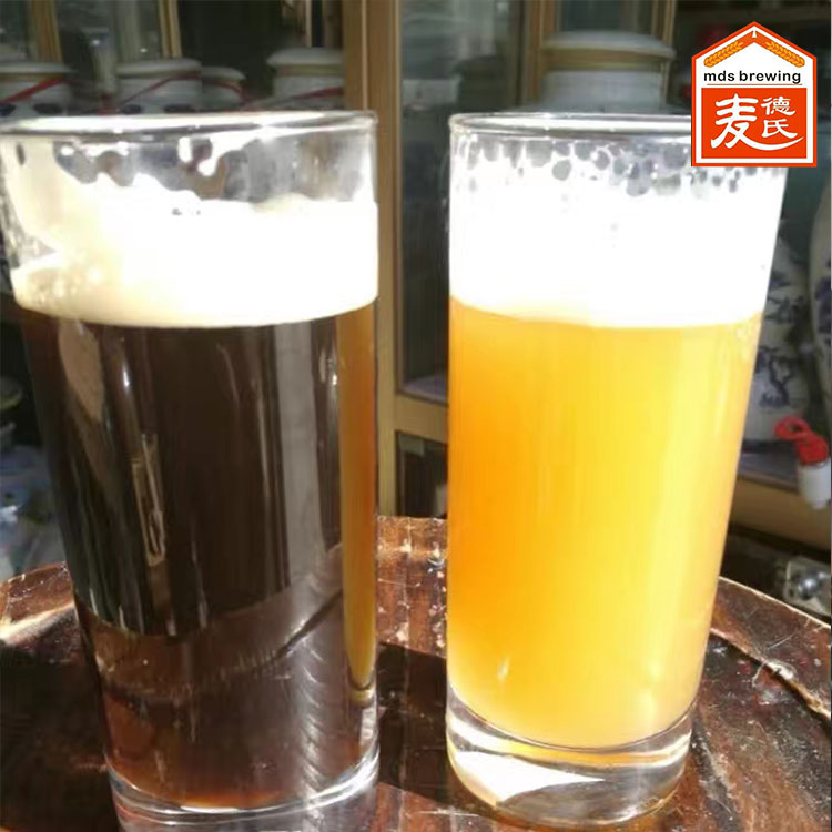 麦德氏啤酒技术员远赴德国深造