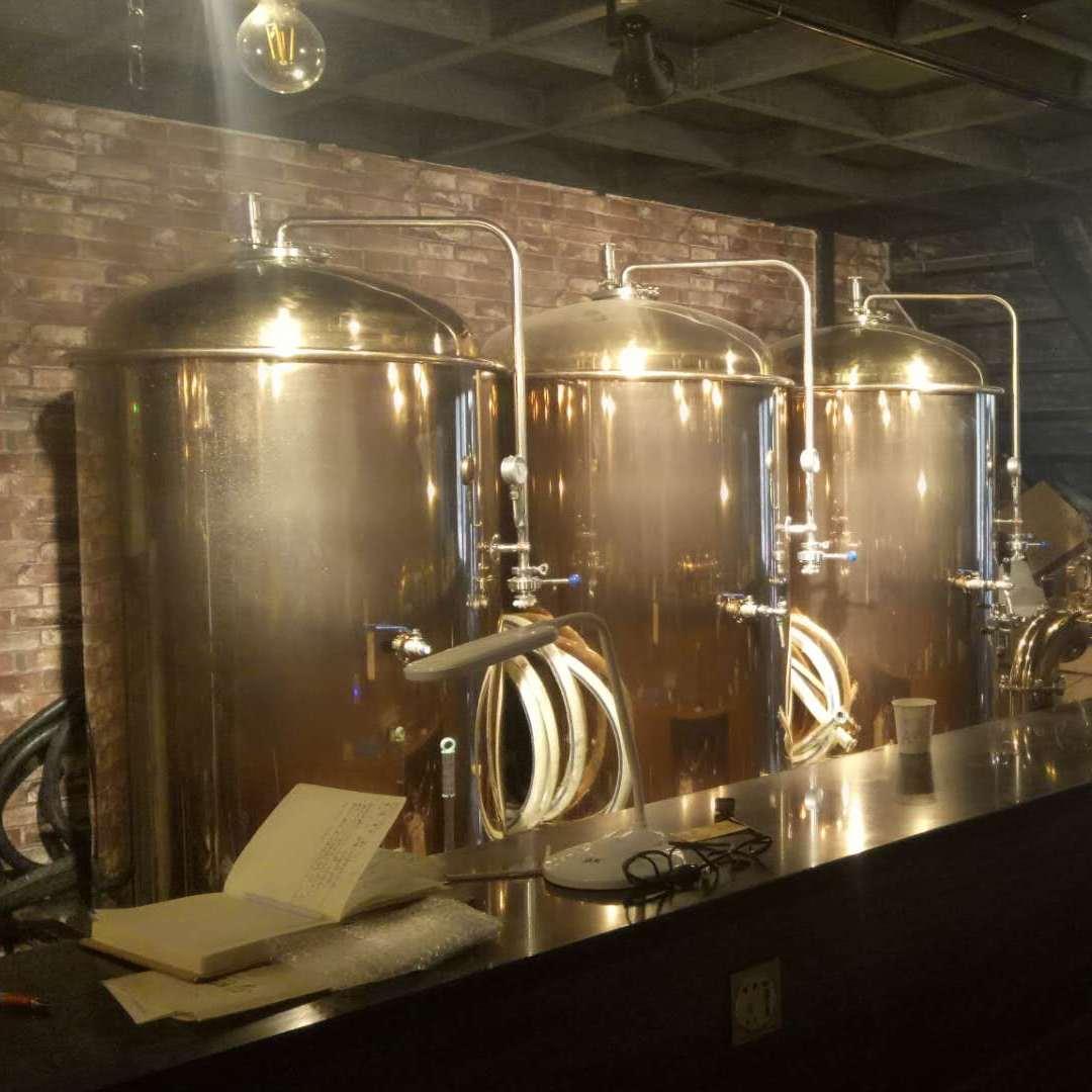 自酿啤酒的制作过程