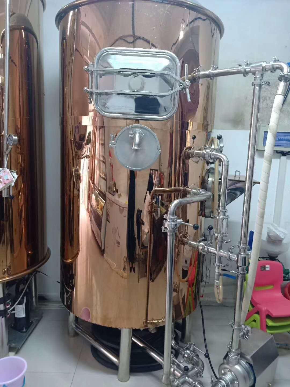 啤酒设备厂家告诉你:麦德氏啤酒设备有哪些特点