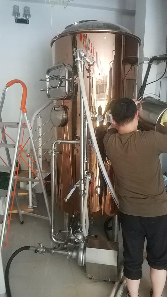 啤酒糖化室设备有哪些配套方式