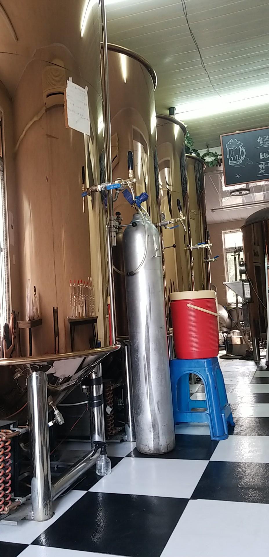 近代啤酒设备糖化室有哪些改进?