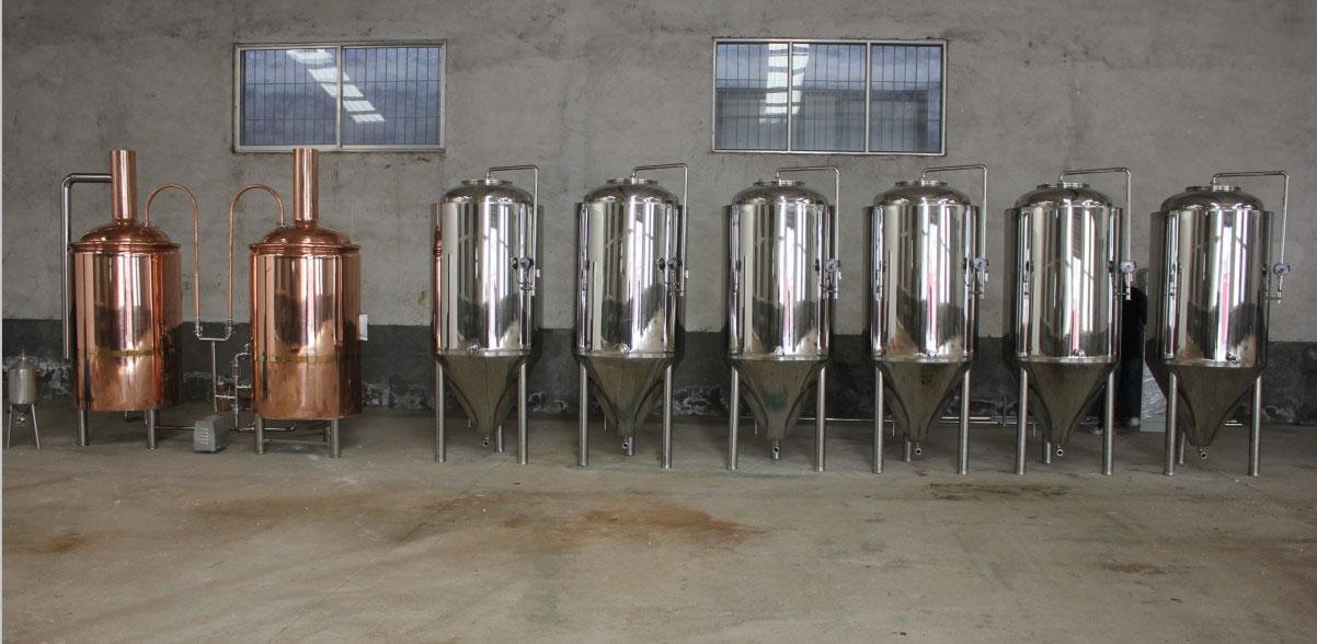 啤酒设备中物料输送泵的配置要求有哪些