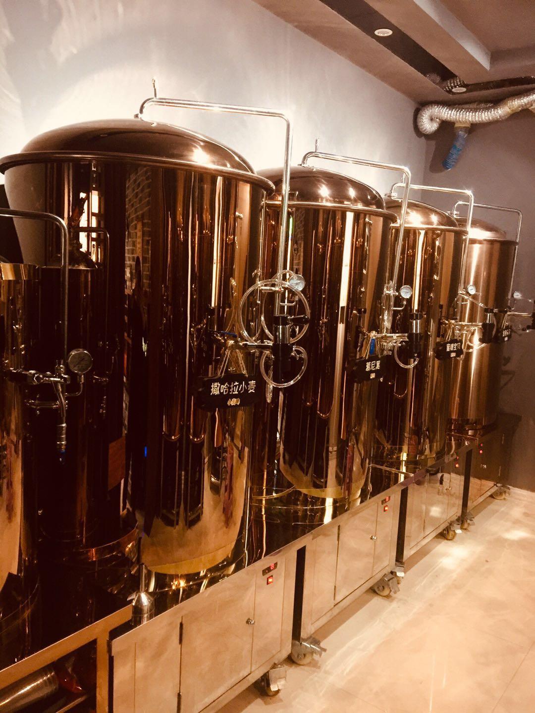 啤酒设备合理的过滤槽结构配置应该包含哪些内容