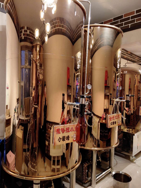 现代啤酒设备麦汁冷却系统有哪些技术改进