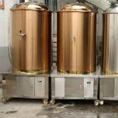 锥形发酵罐发酵法酵母的回收