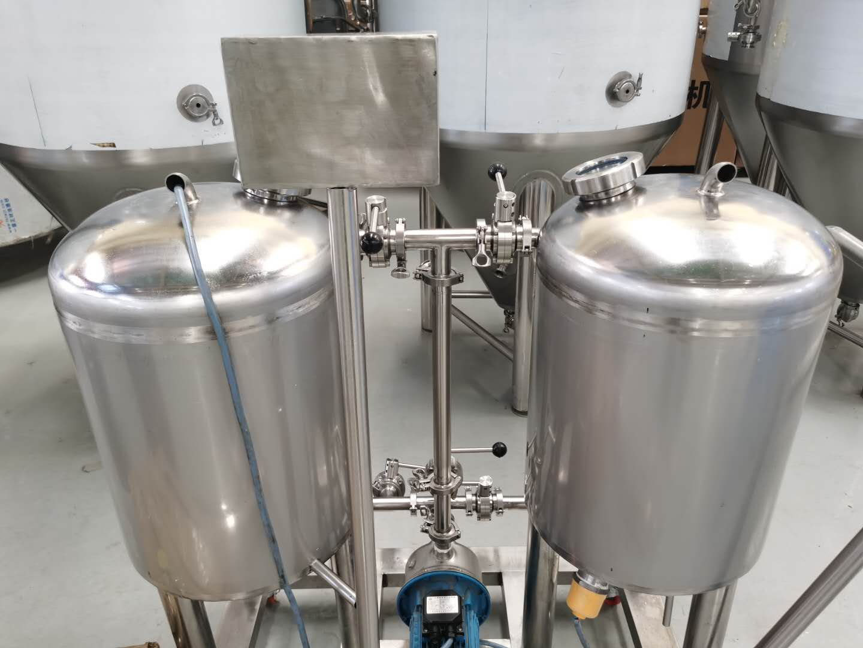 啤酒生产设备,中小型啤酒生产设备