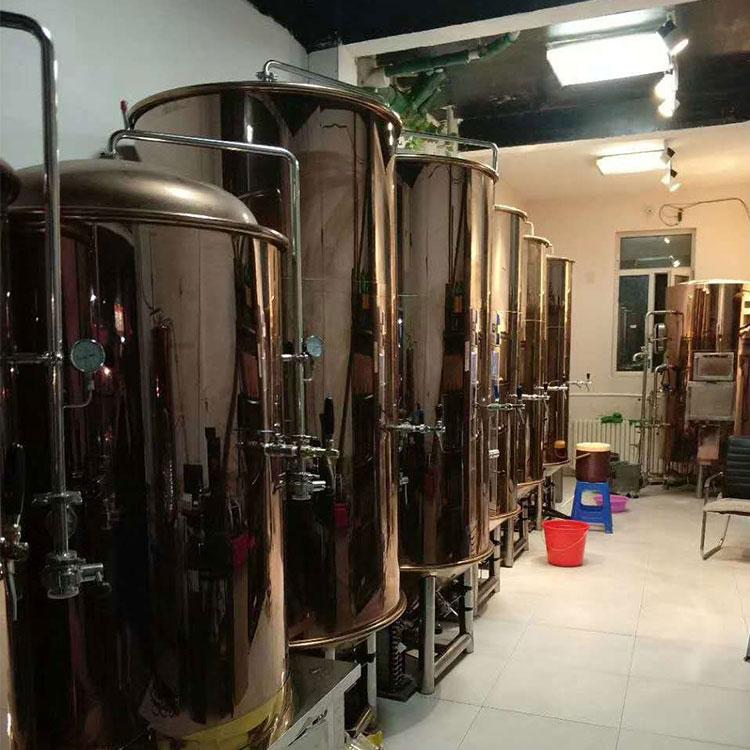 精酿啤酒设备-麦德氏精酿啤酒设备加盟