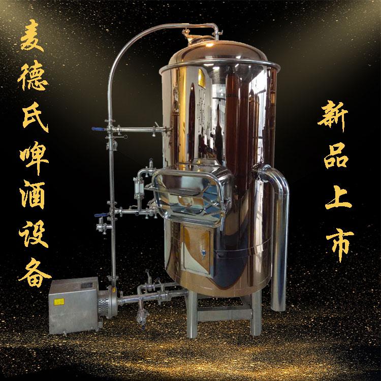 精酿啤酒机现状及未来发展