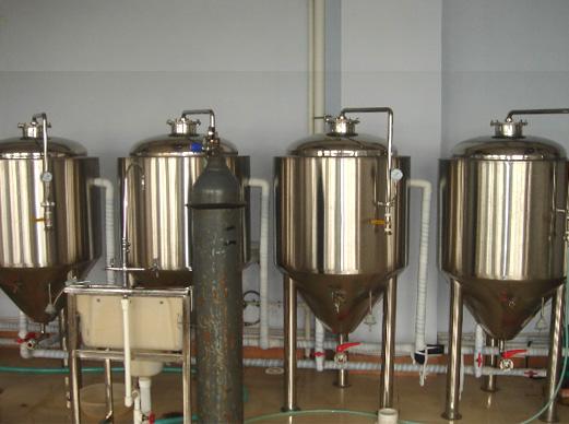 麦德氏自酿啤酒设备啤酒精酿过程
