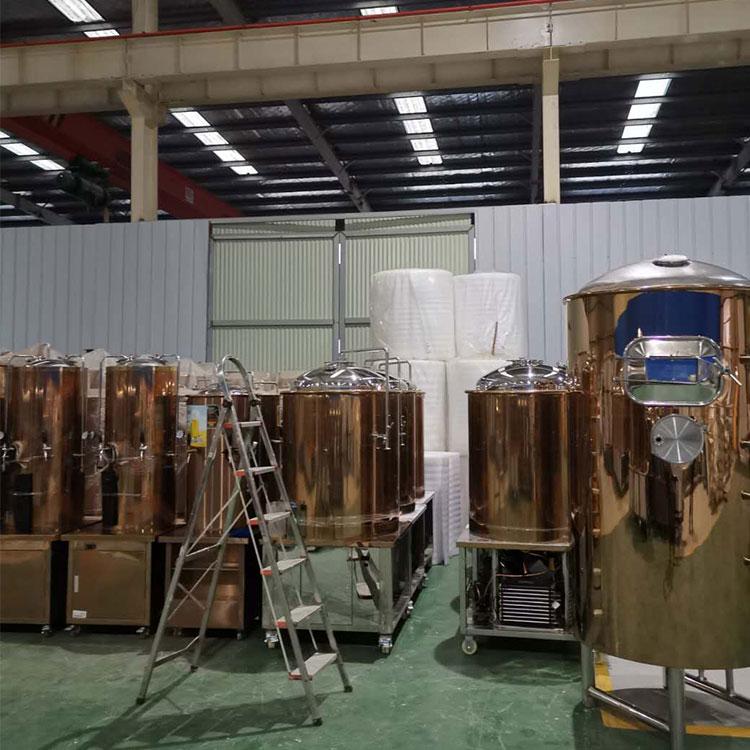 自酿啤酒设备说影响啤酒口感的因素
