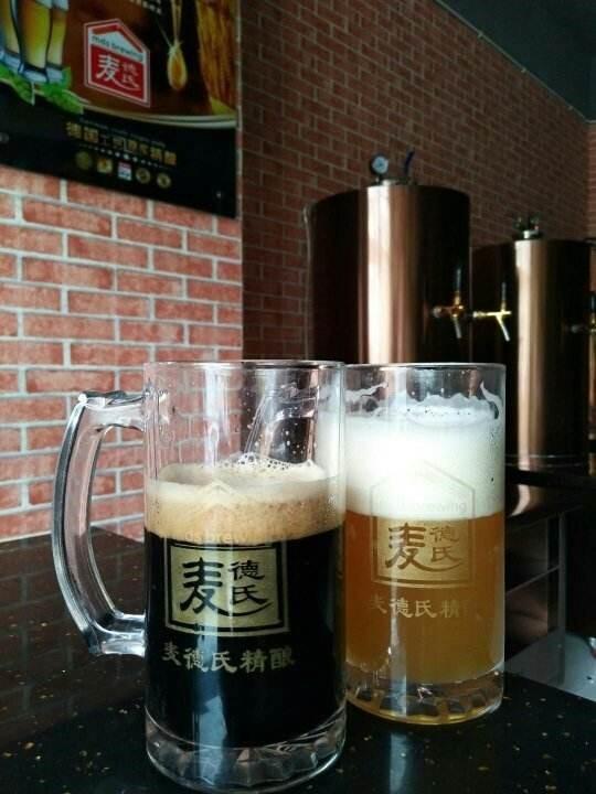 麦德氏啤酒设备|喝精酿啤酒只用一种杯子吗
