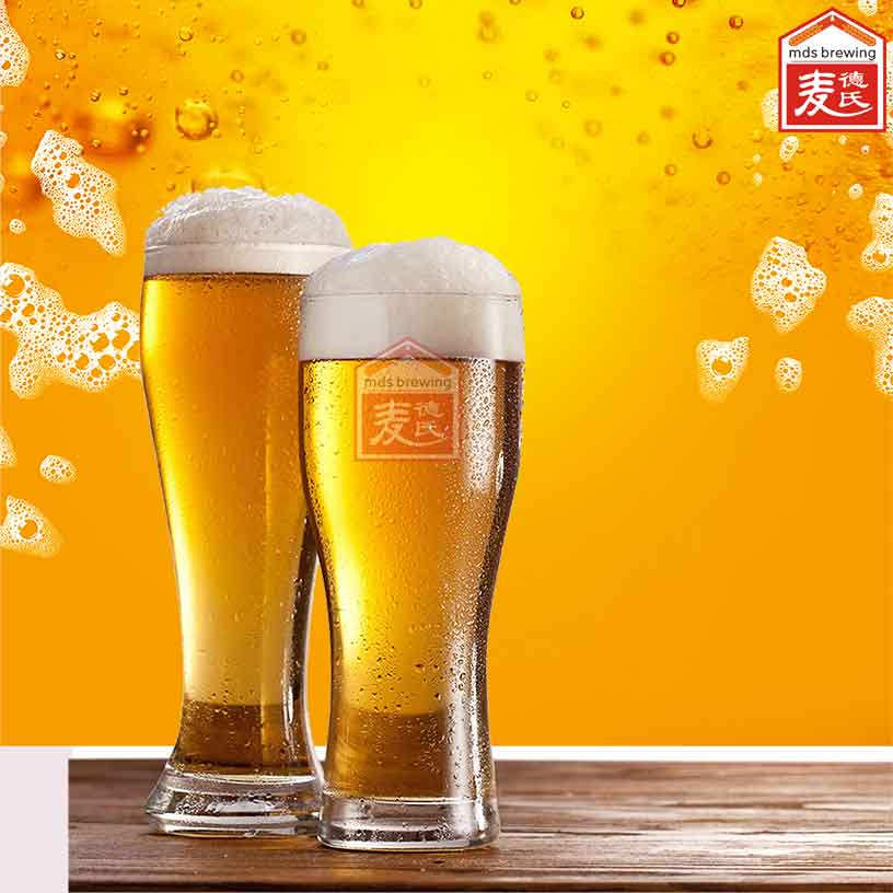喝啤酒会有啤酒肚?麦德氏自酿啤酒设备给你揭迷