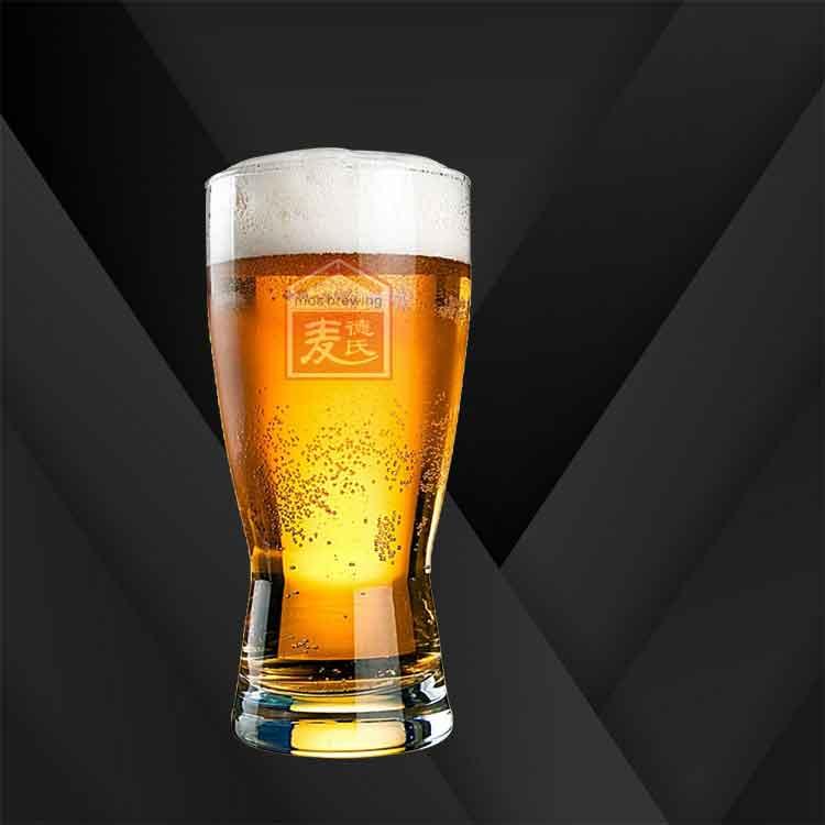 麦德氏现酿啤酒设备说啤酒的黑、白、黄、蓝啤哪个更好喝