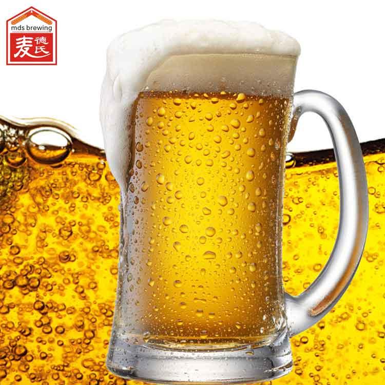 麦德氏啤酒设备|啤酒为啥有的清,有的浑
