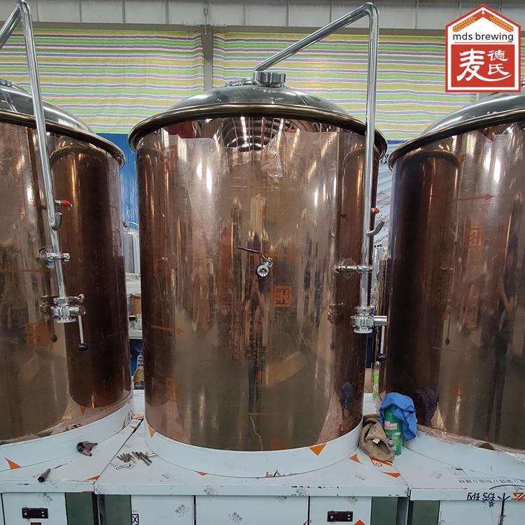 麦德氏啤酒机论选正规啤酒设备厂家的重要性