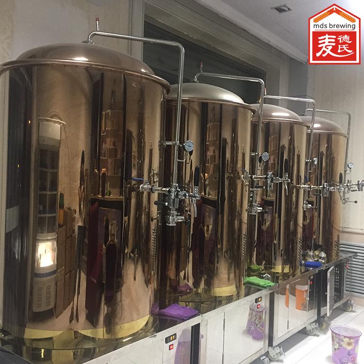 麦德氏自酿啤酒设备说精酿与工业啤酒的差异