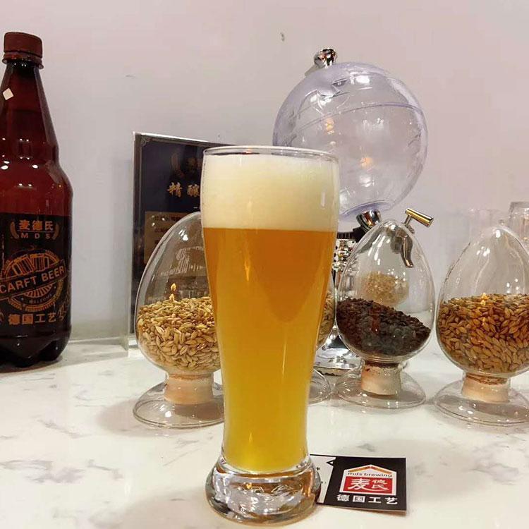 啤酒杯你会洗吗?麦德氏自酿啤酒设备