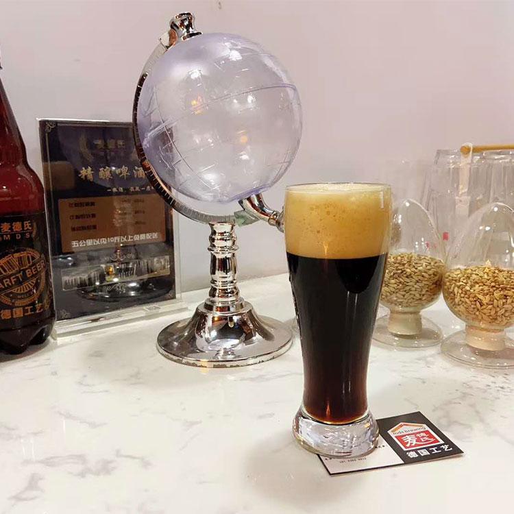 麦德氏啤酒遇上地摊经济,让你喝到爽不停