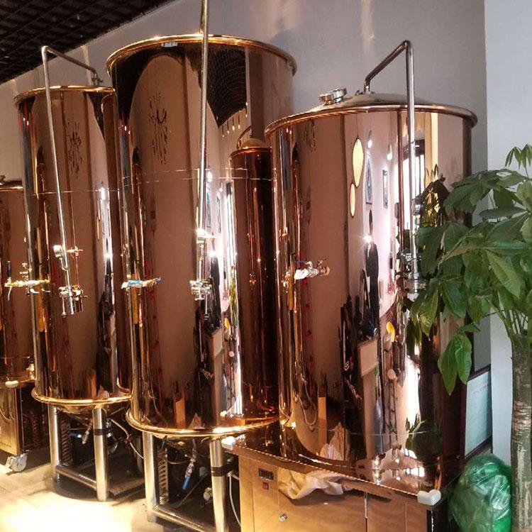 麦德氏精酿啤酒设备说设备价格不是唯一选项
