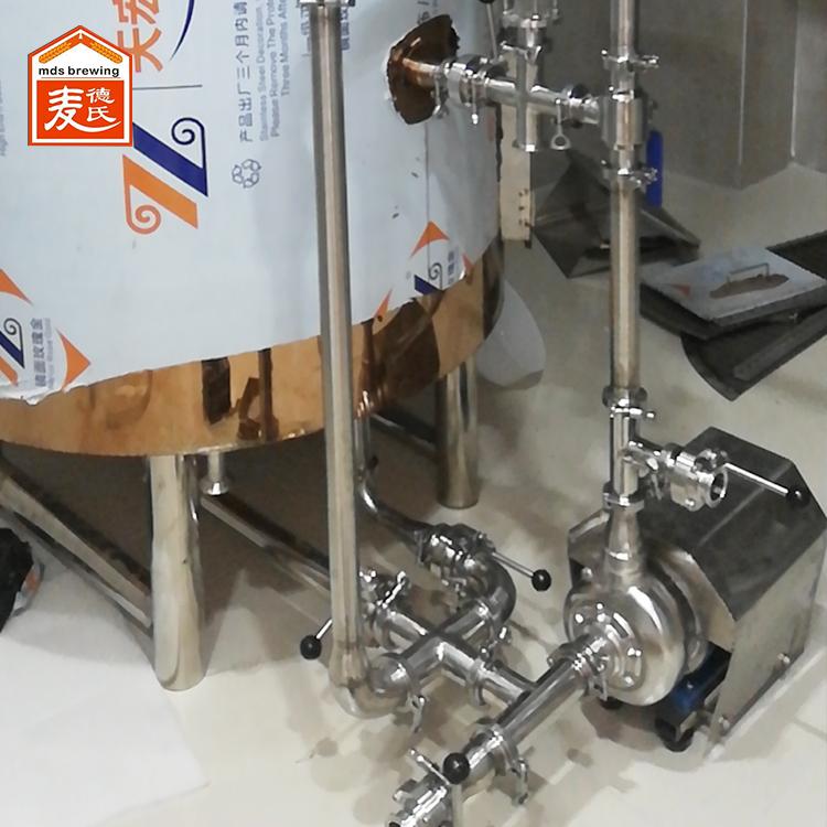 啤酒设备酿制啤酒使用的啤酒花的作用