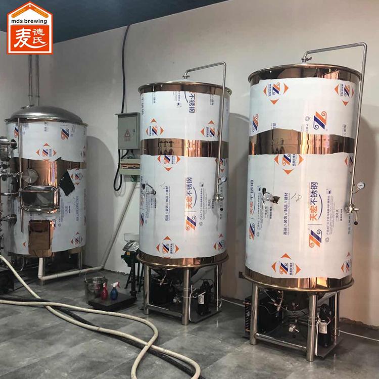 啤酒酿造设备厂家