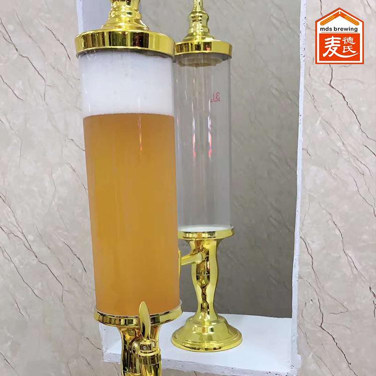 麦德氏家酿啤酒设备|啤酒花对啤酒有哪些影响?