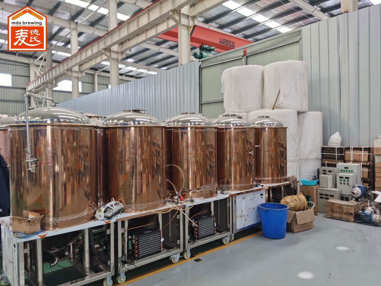 啤酒酿造设备酿造的大麦和小麦黑啤的区别