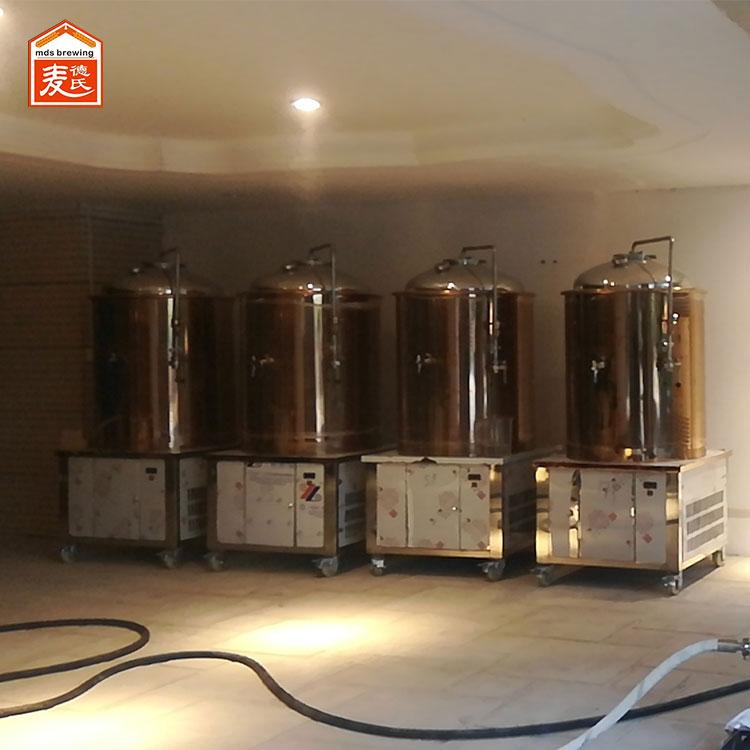 煮沸时间对于小型啤酒设备酿制的啤酒的影响