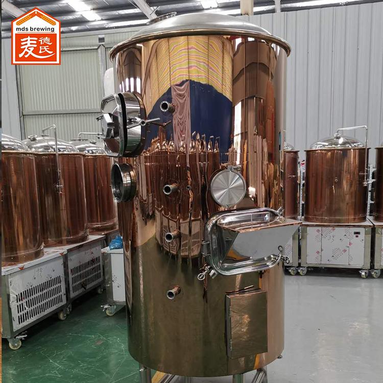 精酿啤酒设备发酵时产生的异常如何解决?