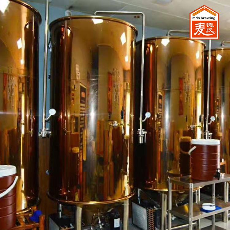 麦德氏啤酒设备|如何检测啤酒中的有害菌?
